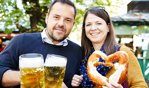 food and beer tasting tour munich